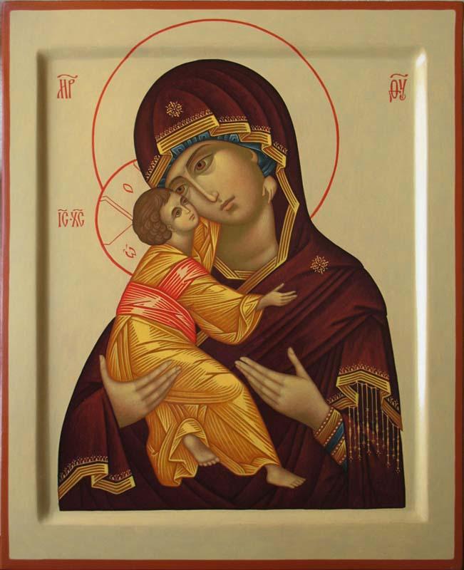 Икона Владимирской Божьей Матери: в чем помогает