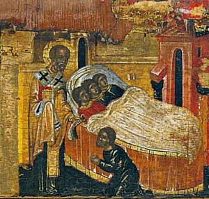Деяние о трех девицах