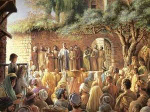 Первая проповедь Петра