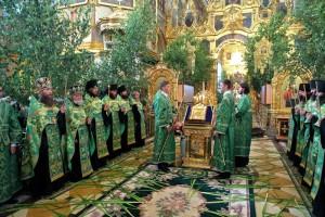 Празднование Троицы