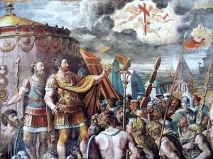 Явление Креста Константину
