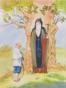 Варфоломей и старец