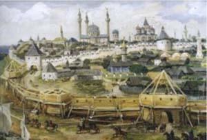 Казань старый город