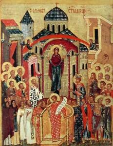 Богородица -Покров
