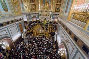 Святой пояс в Москве