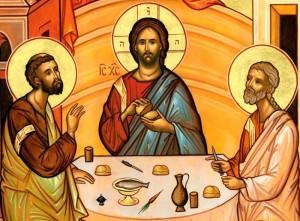 Явление Христа Луке и Клеопе