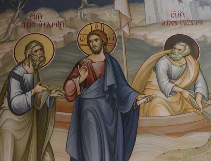 Мощи апостол андрей россия
