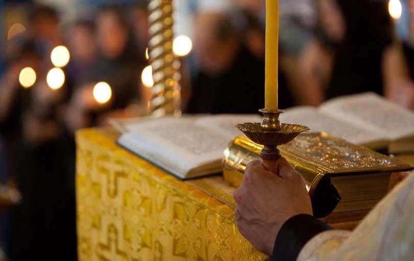 Последование об усопших младенцех, не приемших благодати святаго Крещения